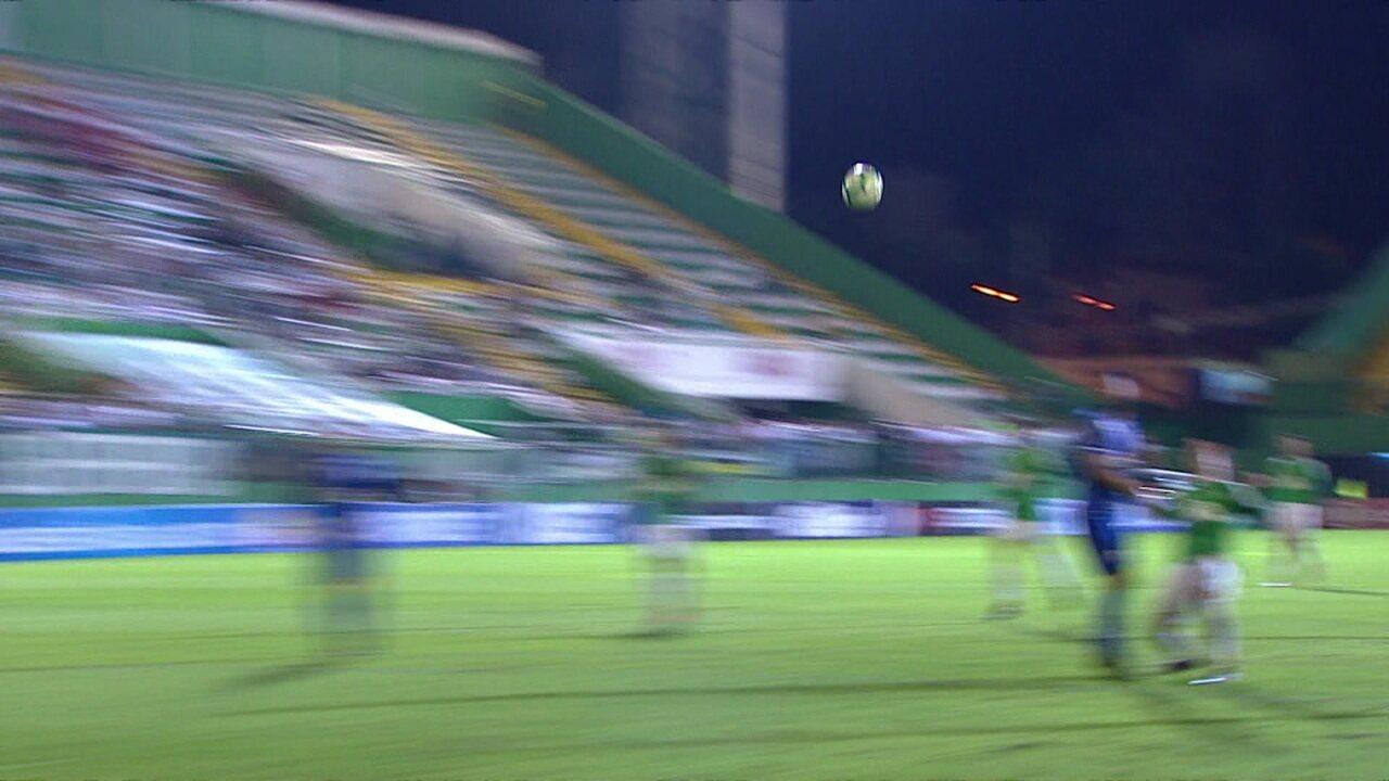 Melhores momentos de Chapecoense 3 x 0 CSA, pela 37ª rodada do Brasileirão 2019