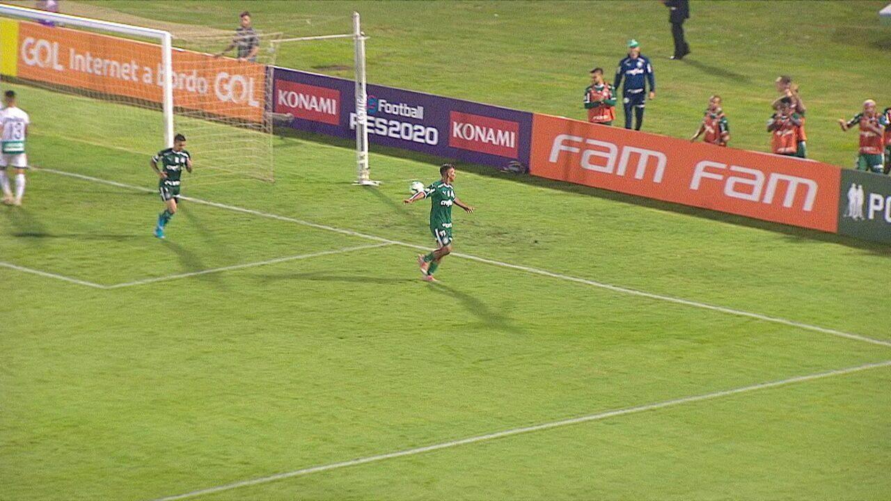 Melhores momentos de Palmeiras 5 x 1 Goiás pela 37ª rodada do Campeonato Brasileiro
