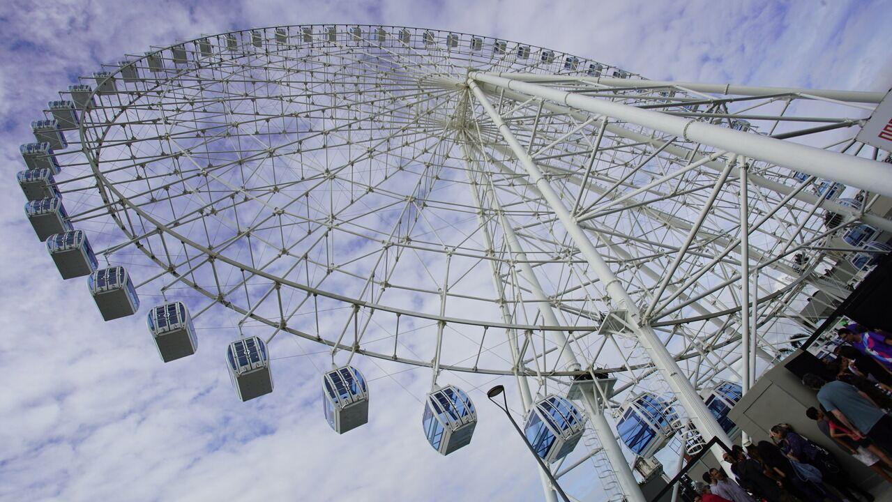 O que você deve saber antes de ir na roda gigante do Rio