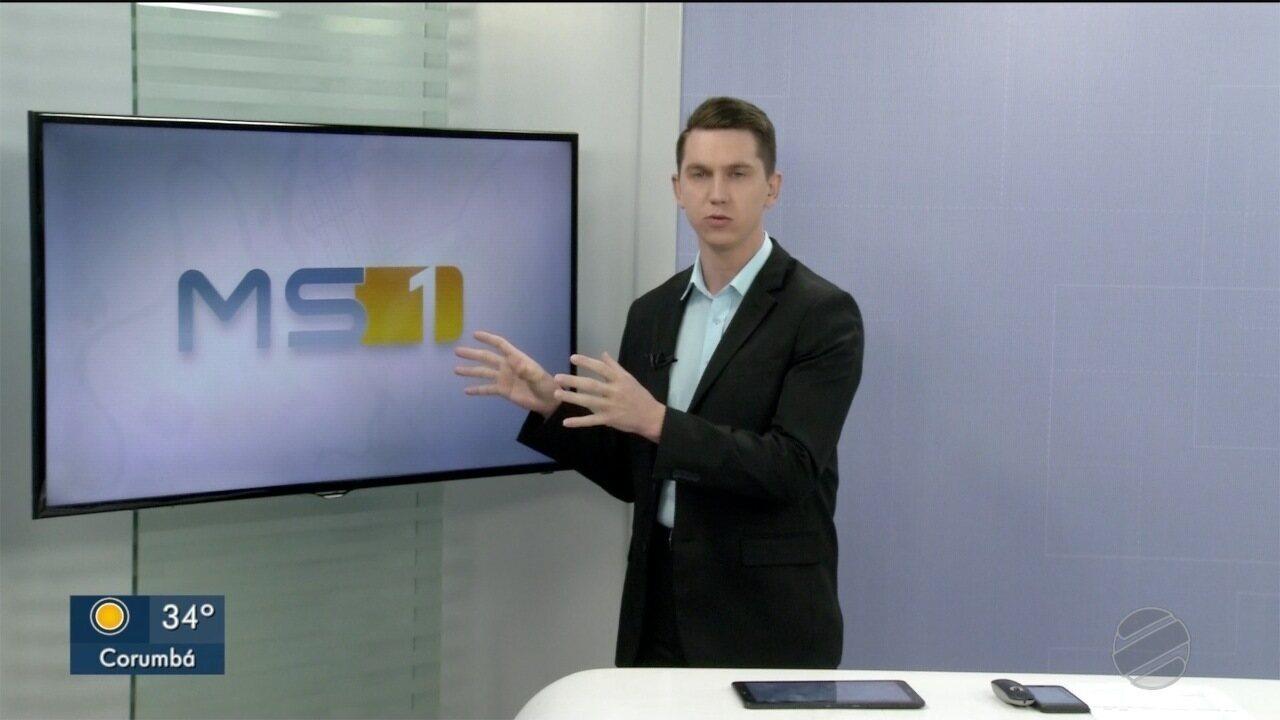 MSTV 1ª Edição Corumbá, edição de quinta-feira, 05/12/2019 - MSTV 1ª Edição Corumbá, edição de quinta-feira, 05/12/2019