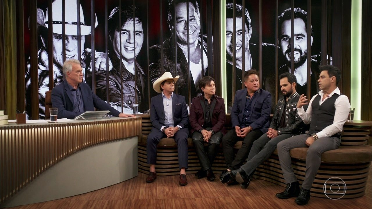 'Amigos' falam sobre sugestão de substituir Leandro