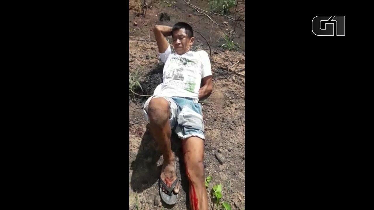 Atentado contra índios é registrado na BR-226 no Maranhão