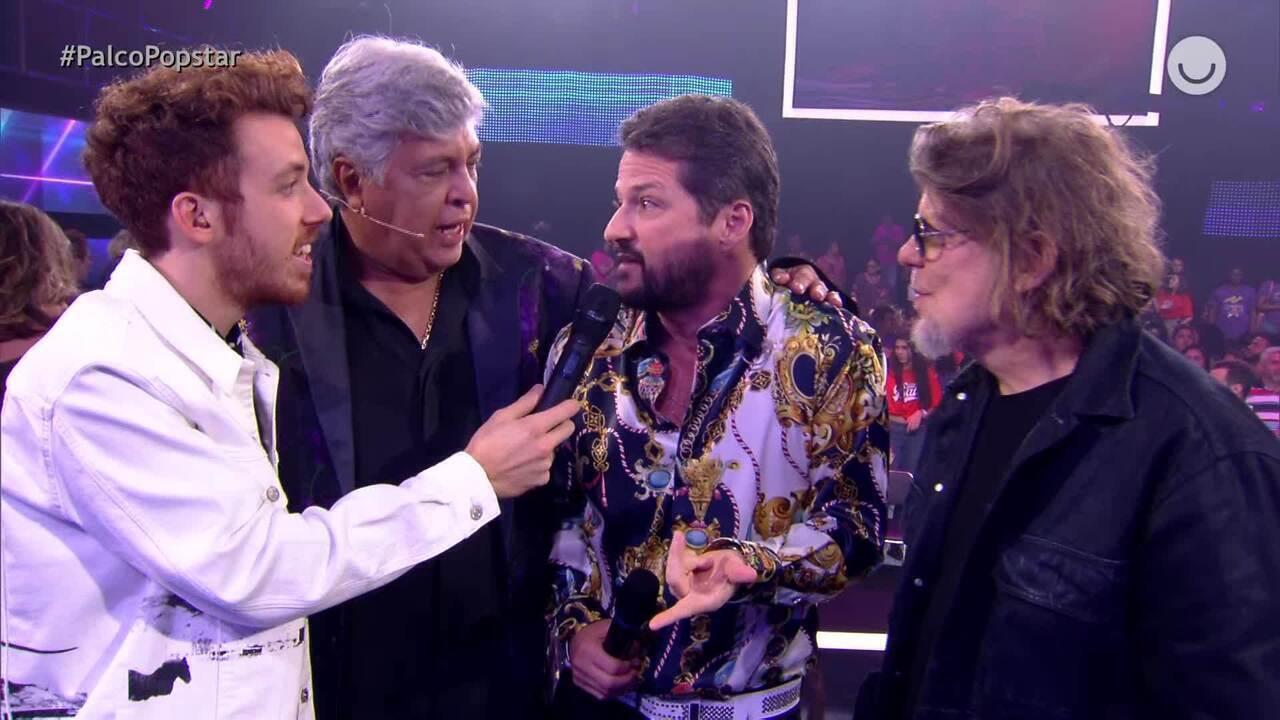 Popstar na Web: Marcelo Serrado deixa o reality