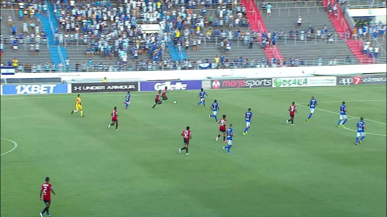 Melhores momentos de CSA 1 x 2 São Paulo pela 38ª rodada do Campeonato Brasileiro