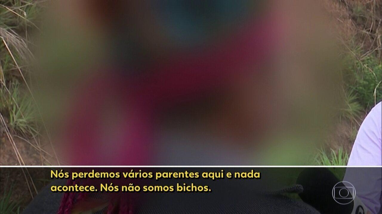 Polícia tenta descobrir os responsáveis por ataque a índios no Maranhão