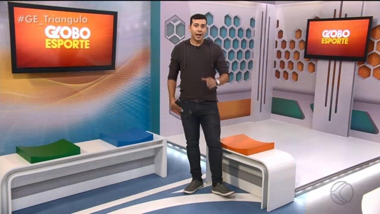 Confira a íntegra do Globo Esporte Triângulo Mineiro - Globo Esporte - Triângulo Mineiro - 06/12/19