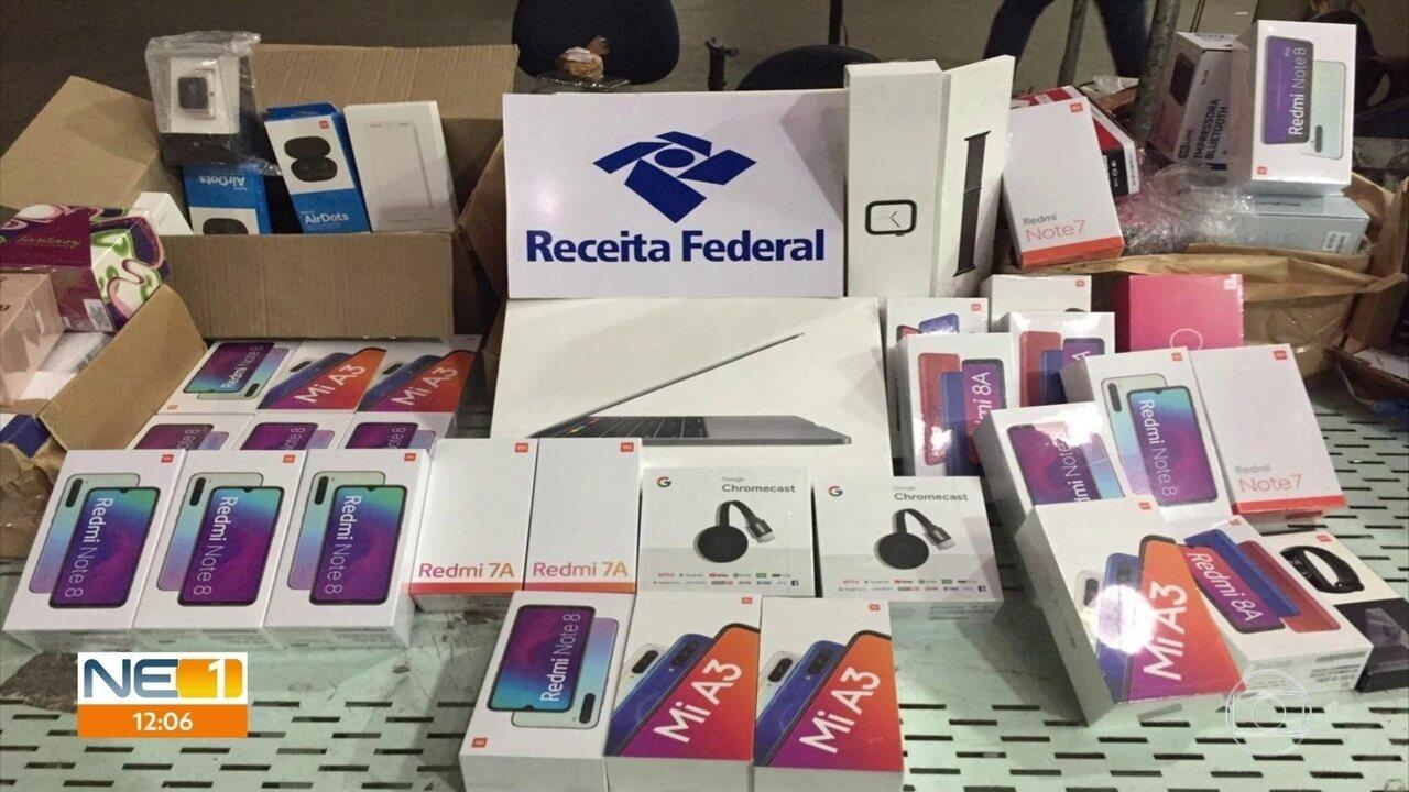 Receita Federal faz operação contra comércio de mercadorias ilegais na black friday