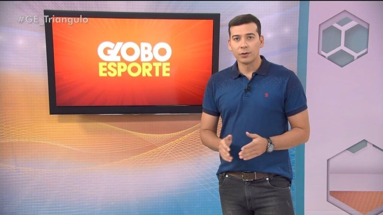 Confira a íntegra do Globo Esporte Triângulo Mineiro - Globo Esporte - Triângulo Mineiro - 10/12/19