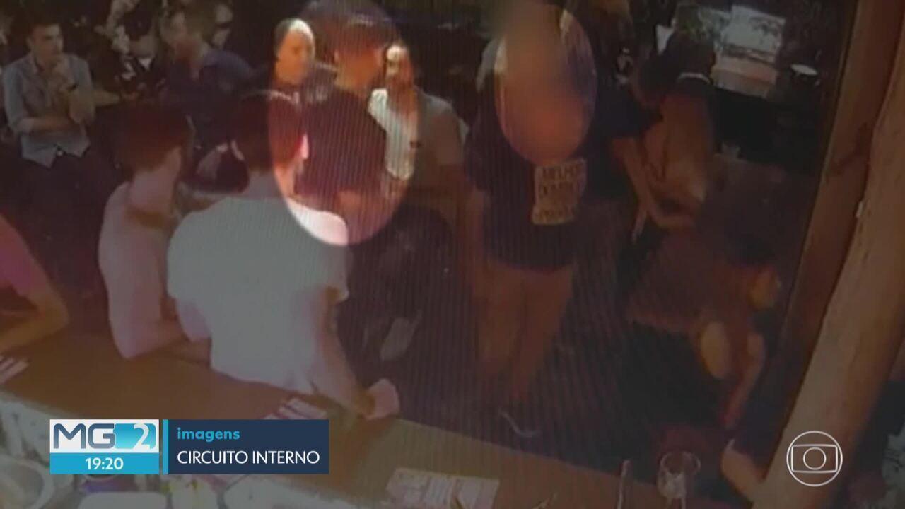 Vídeo mostra assédio de jogador francês contra mulher em boate de BH; ele pagou fiança