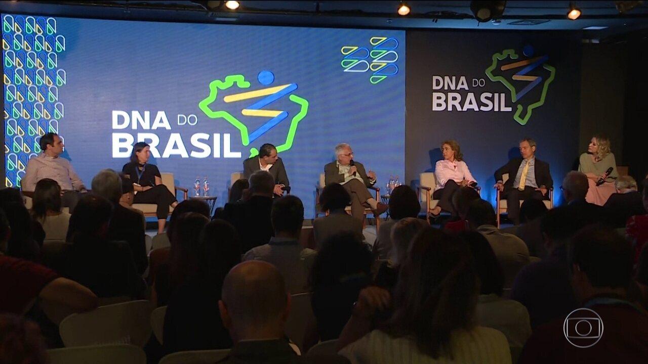 Projeto quer mapear o código genético dos brasileiros