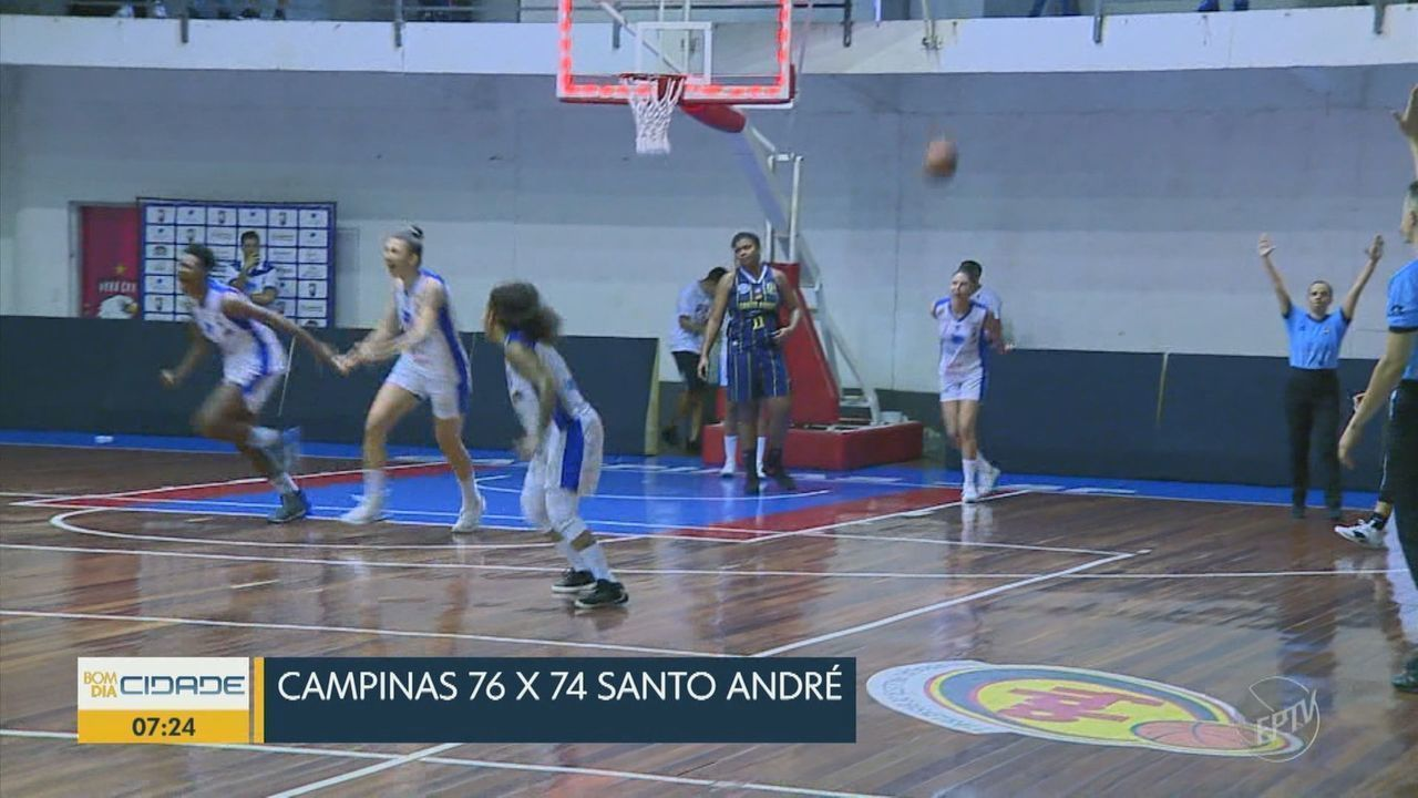Campinas reage no fim, vira série contra Santo André e vai à final do Paulista feminino