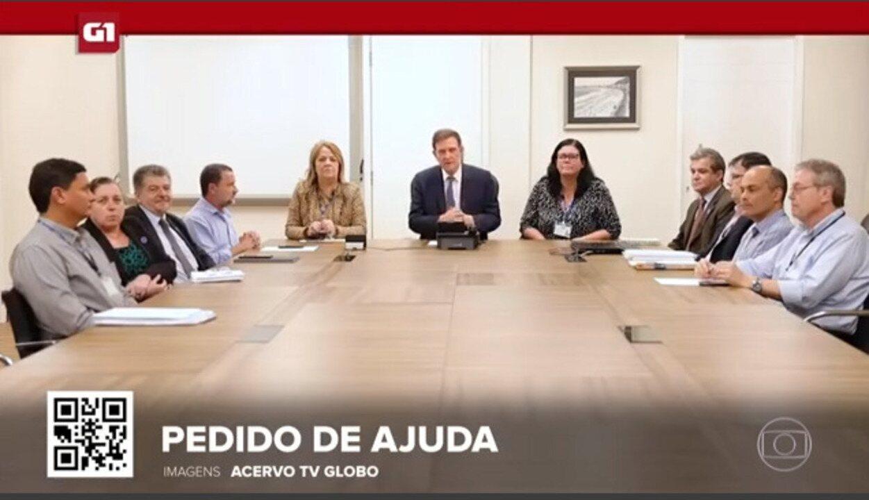 G1 em 1 Minuto: Bolsonaro diz que Crivella pediu recursos federais para pagar servidores