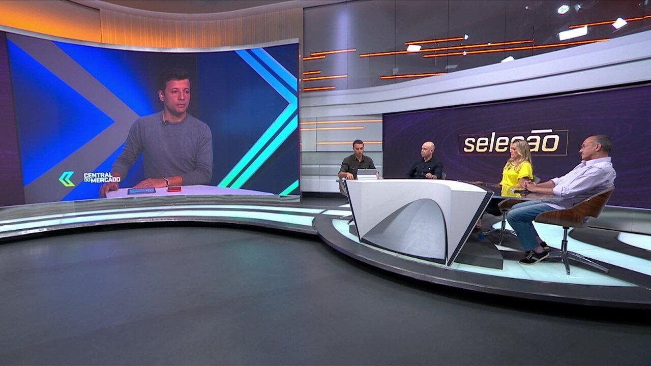 Seleção discute o planejamento do Palmeiras
