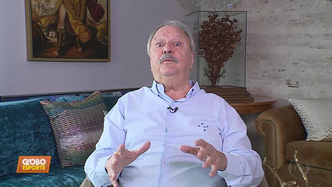 Presidente Wagner Pires de Sá fala, em entrevista exclusiva, sobre o futuro do Cruzeiro