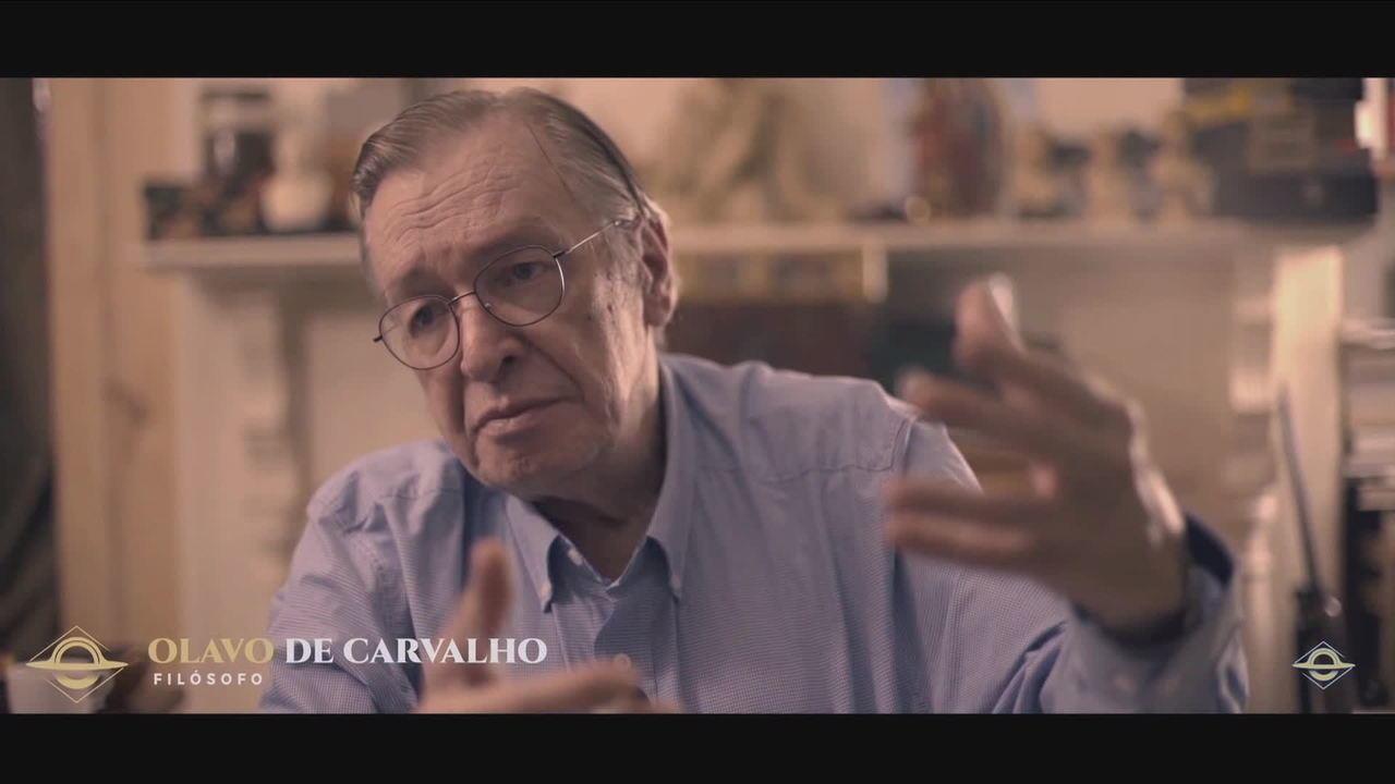 TV Escola exibe série com Olavo de Carvalho