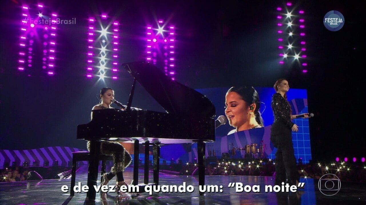 """Maiara e Maraisa cantam """"Nem Tchum"""""""