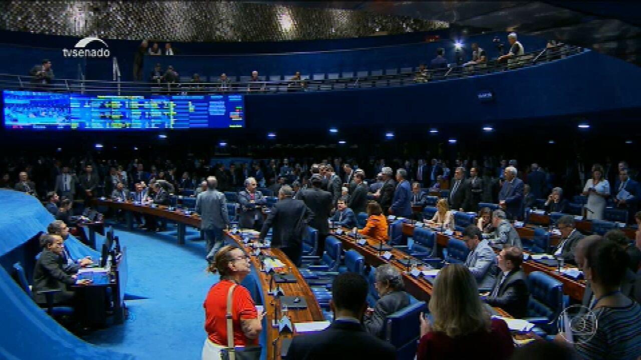 Senado aprova pacote de medidas que endurece a punição contra o crime