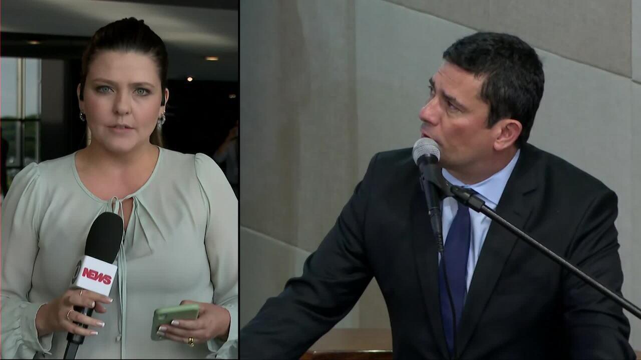 Sérgio Moro diz acreditar que Jair Bolsonaro possa vetar trechos do pacote anticrime