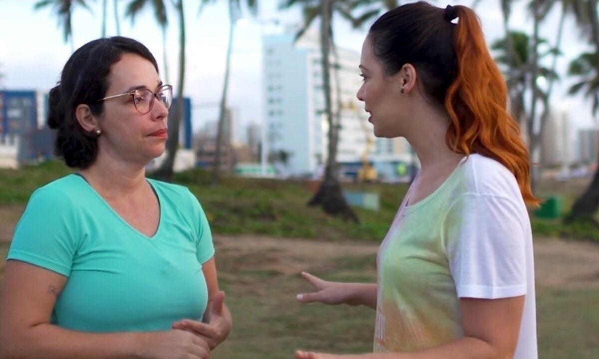 Fisioterapeuta Carol Moura fala sobre o seu hábito de observar o nascer do sol