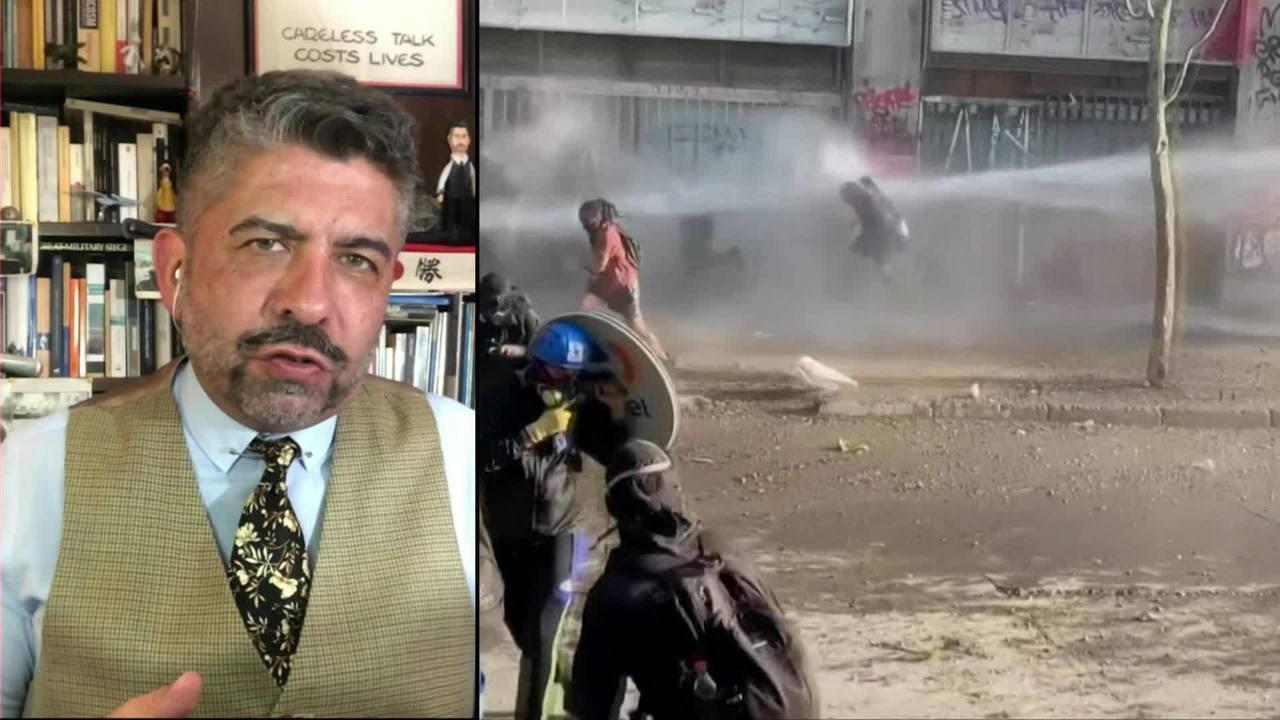 ONU aponta violações de direitos humanos no Chile durante protestos