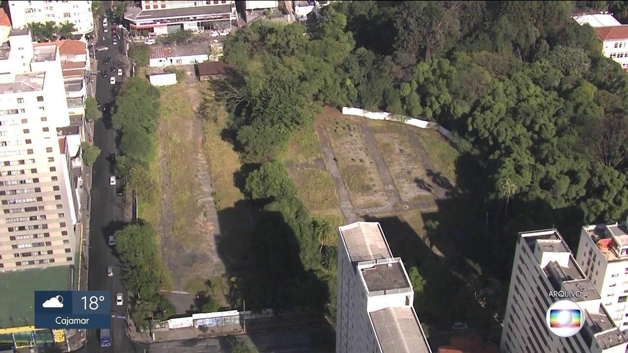Prefeitura apresenta projeto final do Parque Augusta