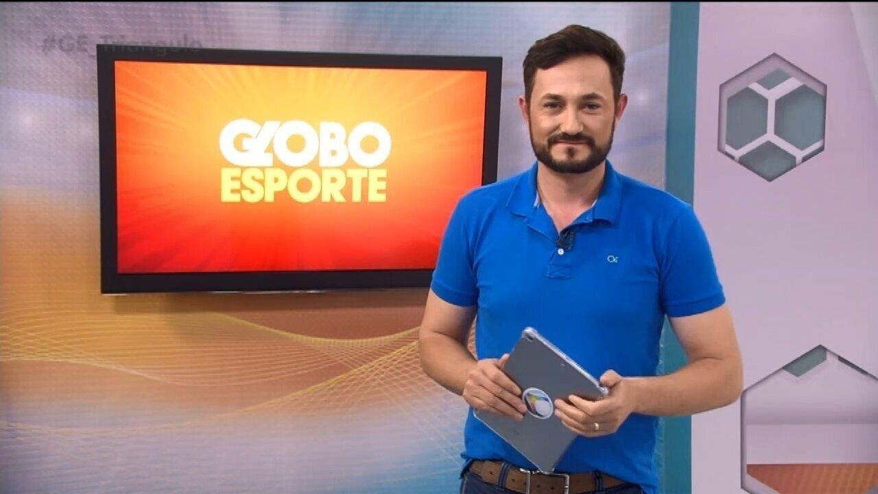 Confira a íntegra do Globo Esporte Triângulo Mineiro - Globo Esporte - Triângulo Mineiro - 14/12/19