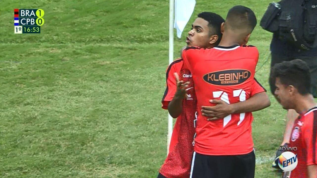 Veja os gols do empate de 2 a 2 entre Vila Brandina e Campo Belo no tempo normal