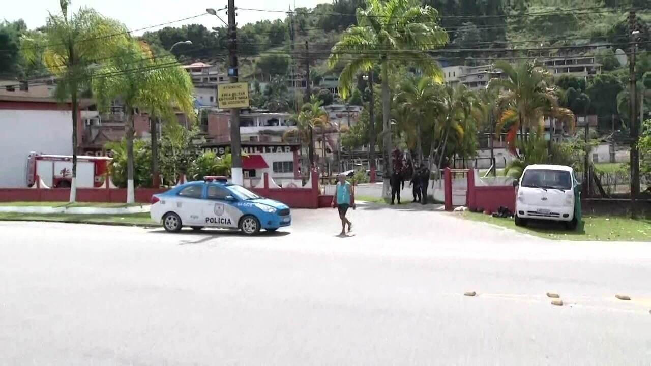 Em fim de semana violento, sete corpos são encontrados em caçamba em Angra dos Reis, RJ