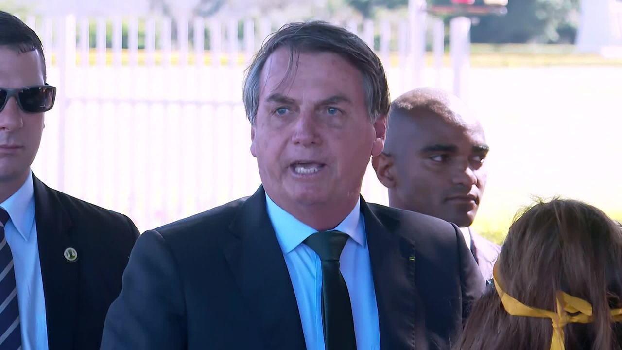 Jair Bolsonaro chama educador Paulo Freire de 'energúmeno'