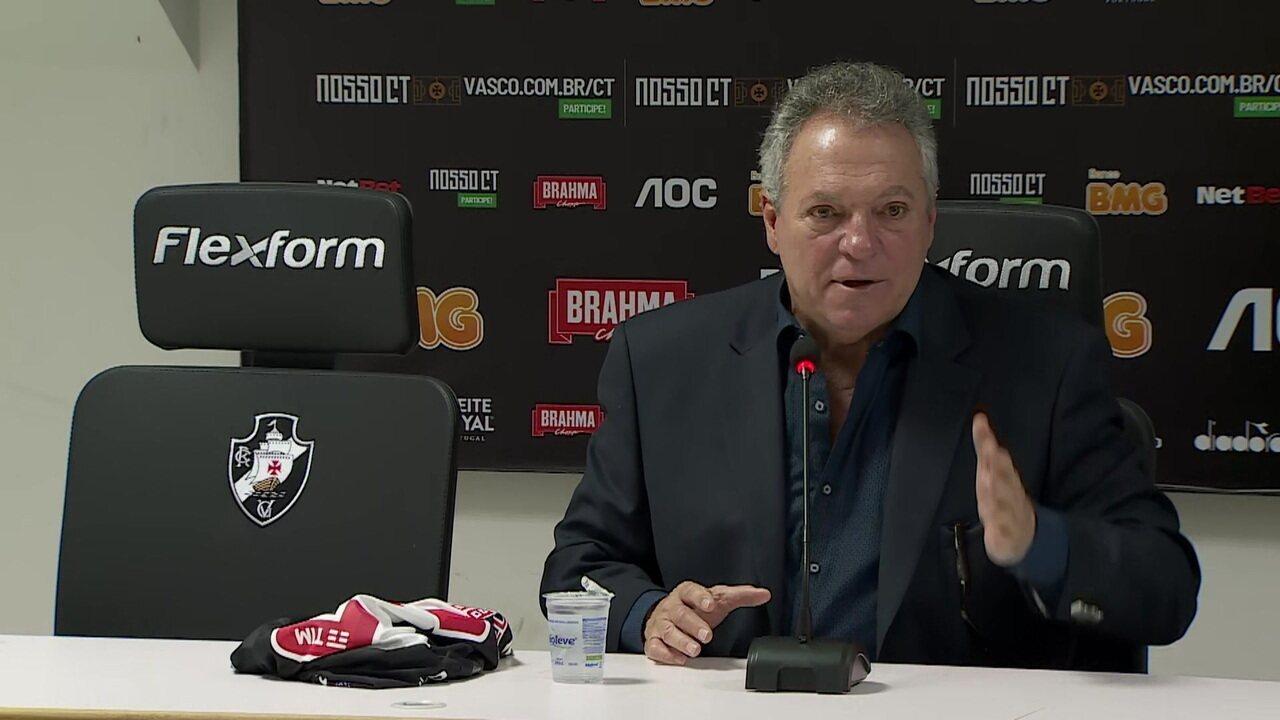 """Abel Braga diz: """"Encerrar a carreira aqui será uma coisa boa"""""""