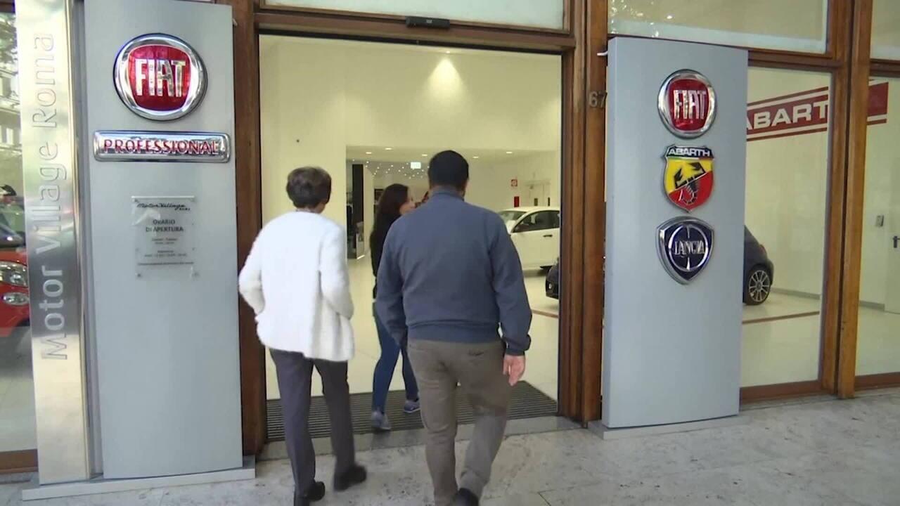 Montadoras Fiat Chrysler e PSA Peugeot aprovam fusão