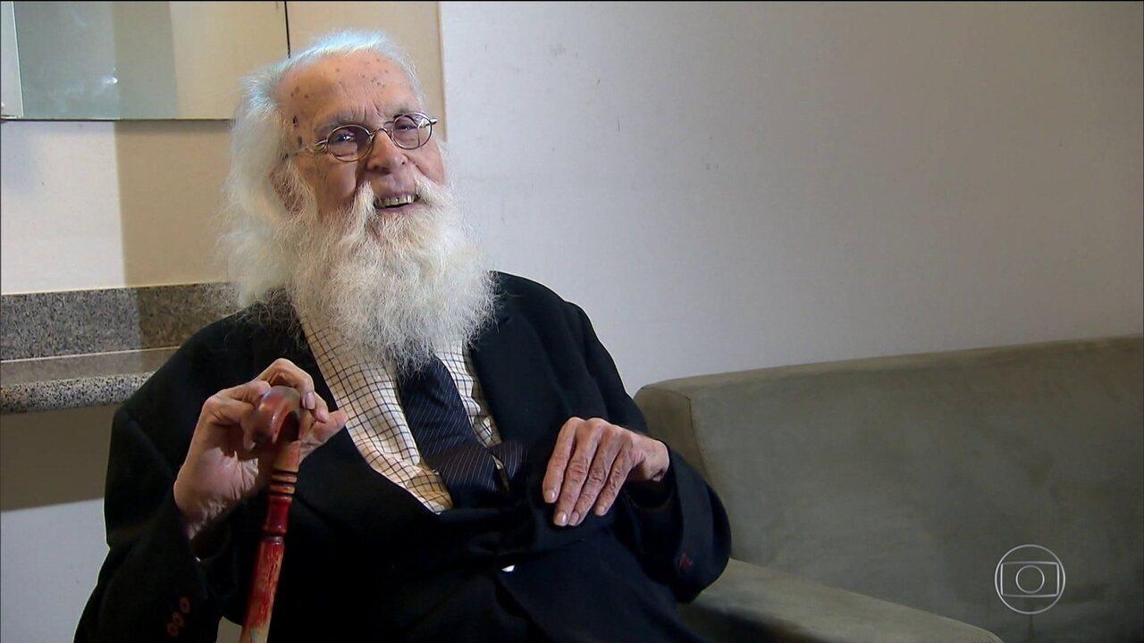 Morre no Recife o artista plástico Francisco Brennand, aos 92 anos