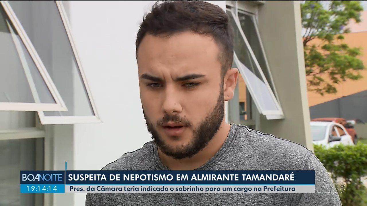 Ministério Público investiga suspeita de nepotismo em Almirante Tamandaré