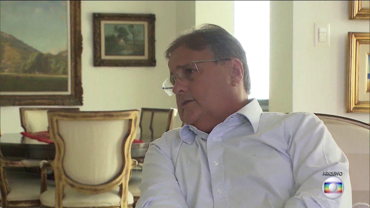 Em dezembro, Geddel foi transferido para presídio em Salvador