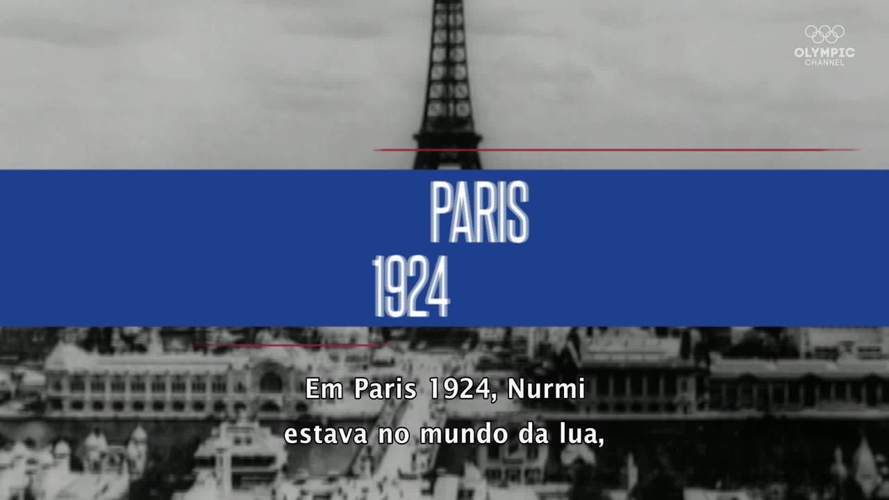 Finlandês voador: a história de Paavo Nurmi nos Jogos de Paris 1924