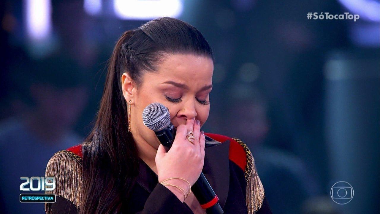O choro é livre para Maiara