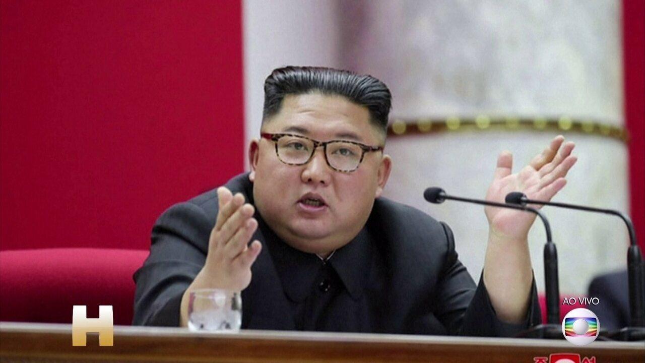 Kim Jong-Un disse que está abandonando as moratórias de testes nucleares