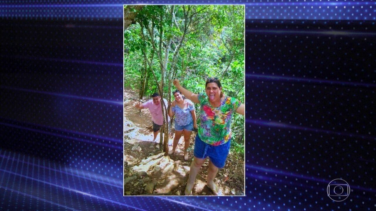 Três pessoas morreram após serem arrastadas por enxurrada em Minas