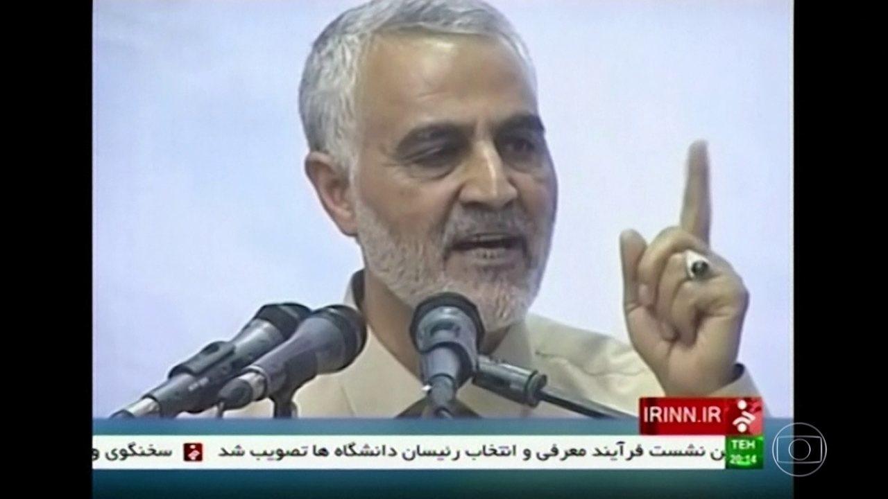 Bombardeio ordenado por Trump mata o chefe da Guarda Revolucionária Iraniana