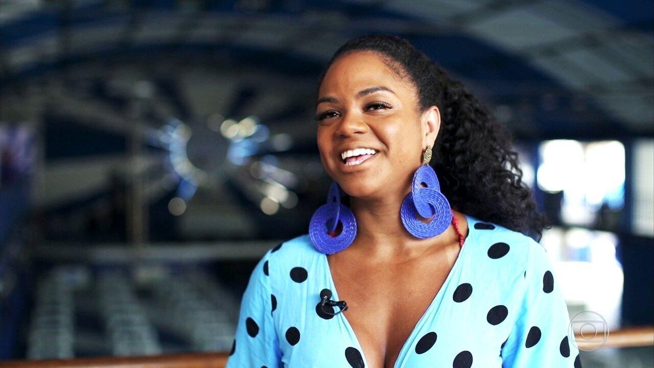 Conheça a história da rainha criada no berço da Portela, Bianca Monteiro