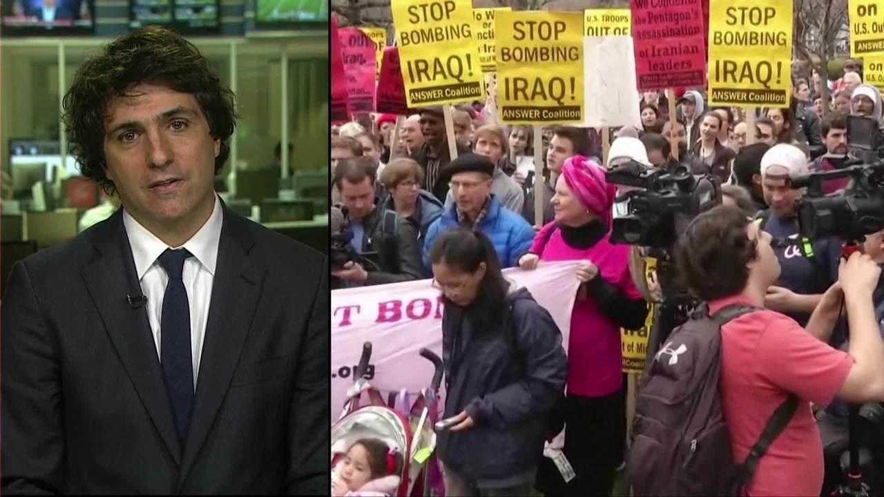 Guga Chacra: 'Ataque à Zona Verde de Bagdá tem efeito simbólico'