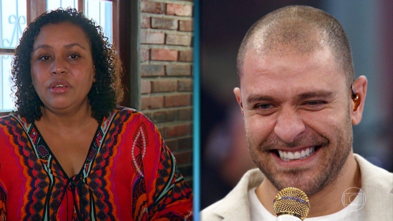 Valéria Nogueira conta histórias do irmão