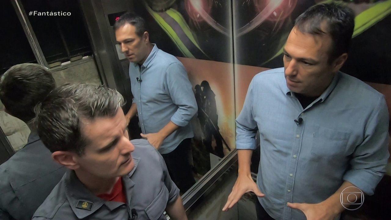 Laudo técnico afirmava que condições de elevador que caiu em Santos eram boas