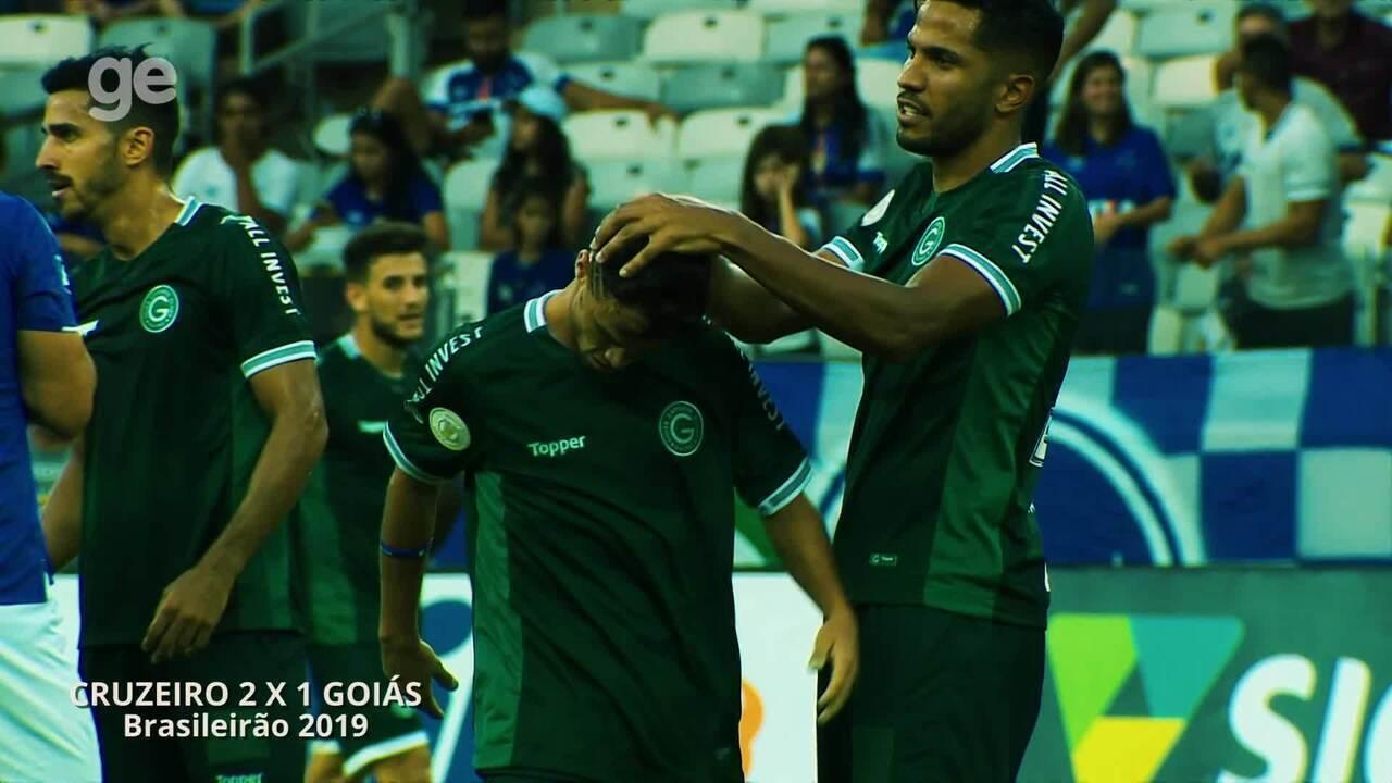 Revelação do Brasileirão: veja os gols de Michael em 2019