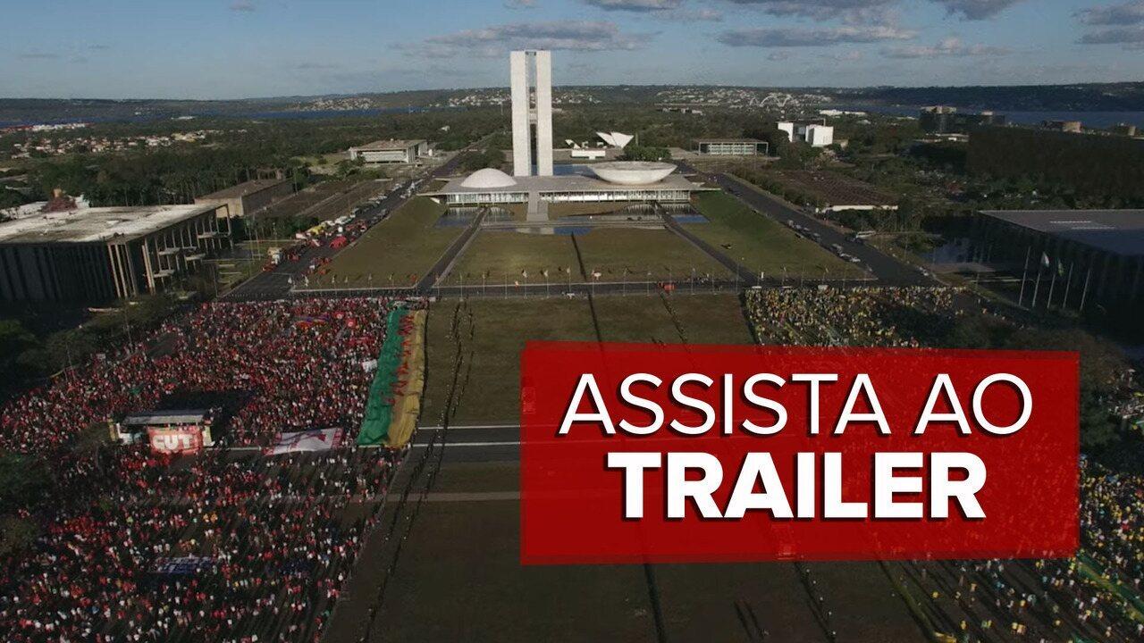 'Democracia em Vertigem': veja trailer