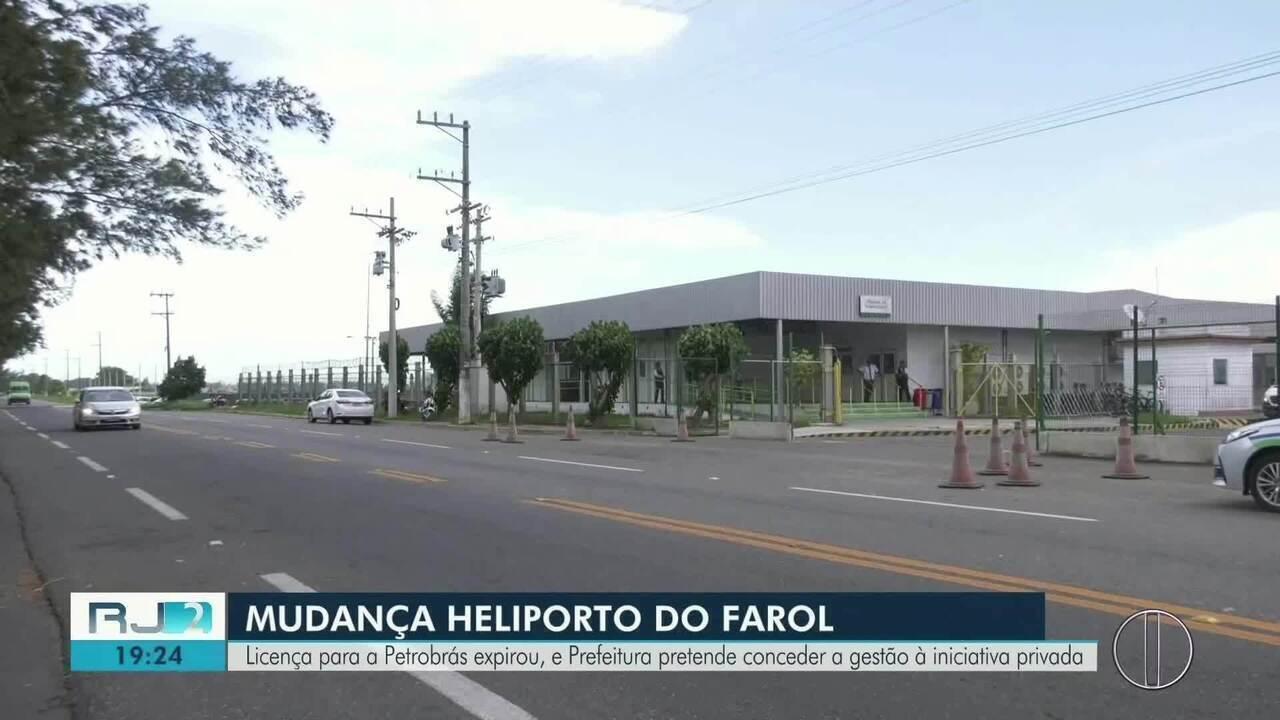 Audiência Pública é feita para debater o futuro do Heliporto do Farol de São Thomé