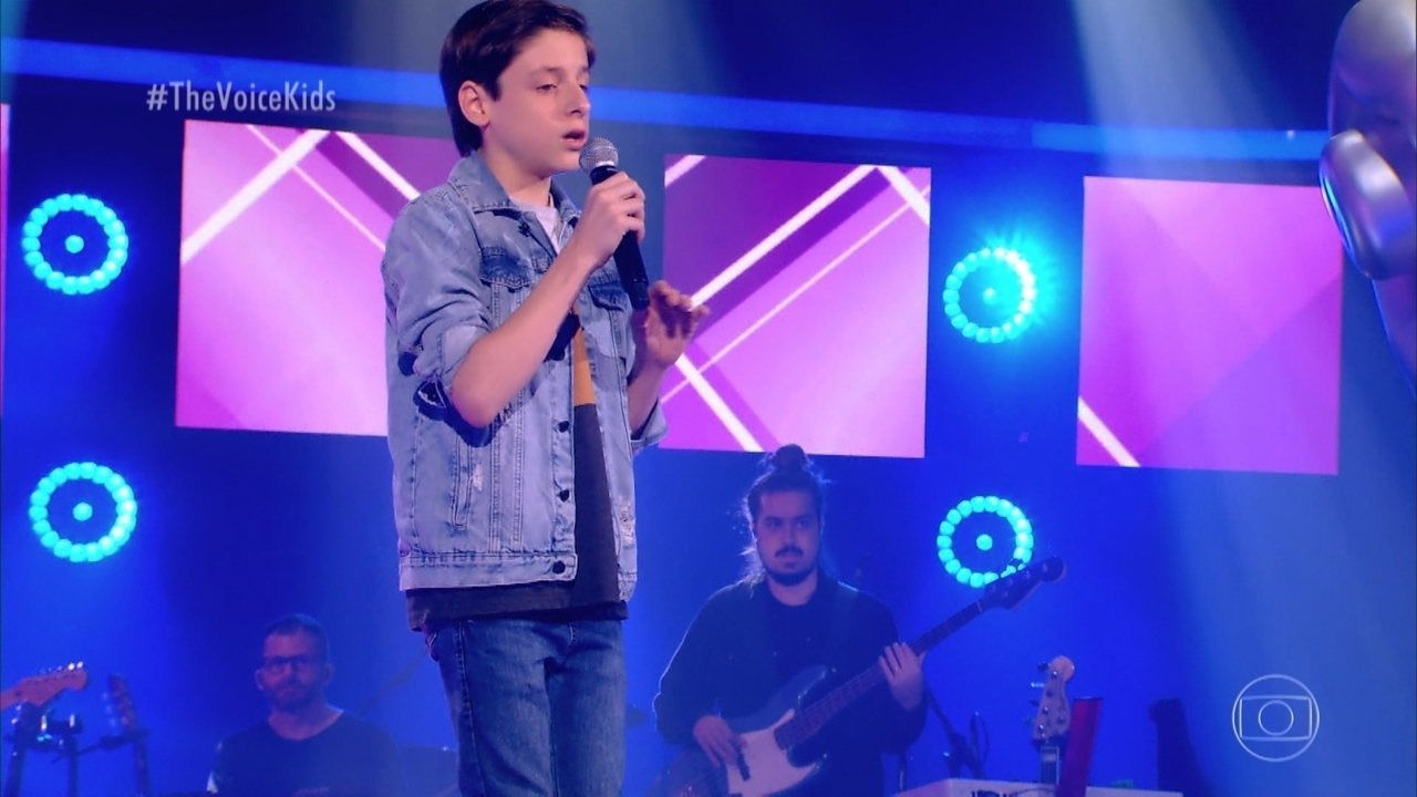 "Bruno Zicman canta ""Stand By Me"""