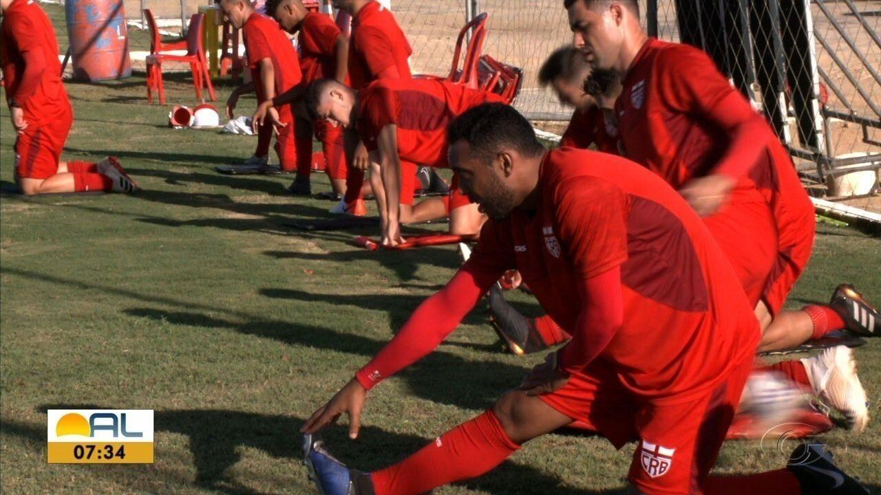 CRB se preocupa com a defesa na temporada 2020