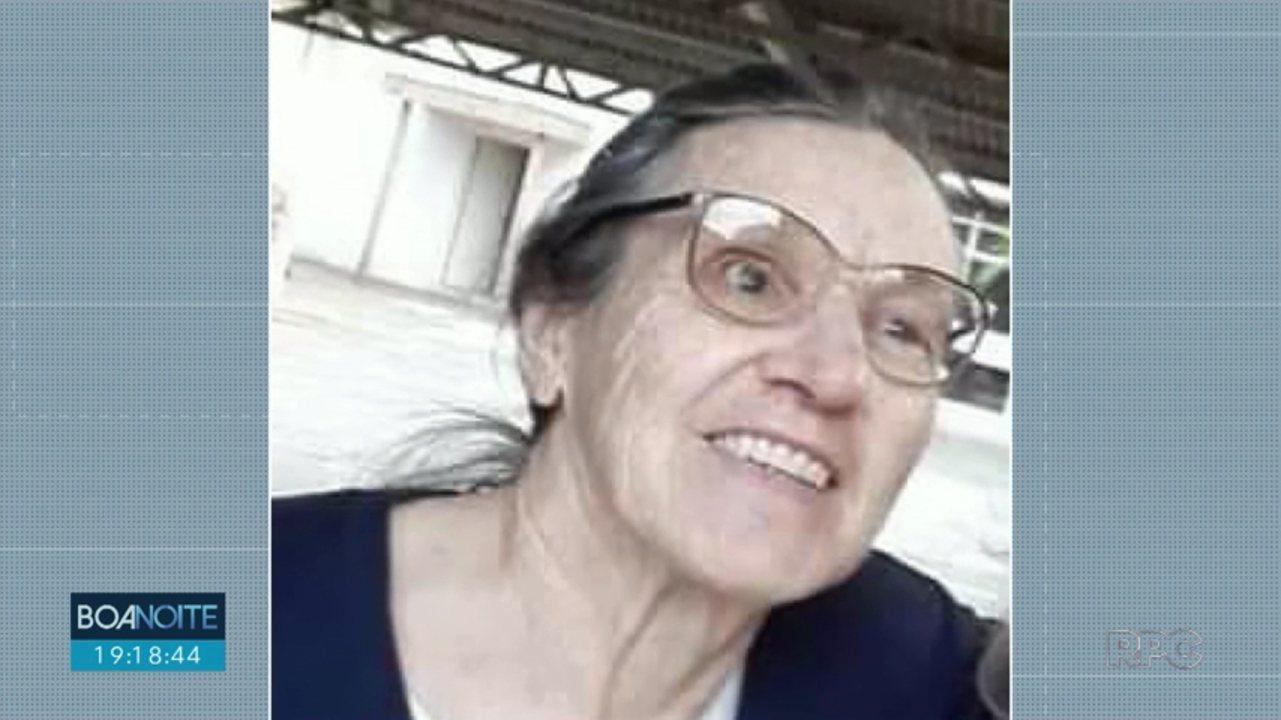 Suspeito de atropelar idosa se apresenta a polícia