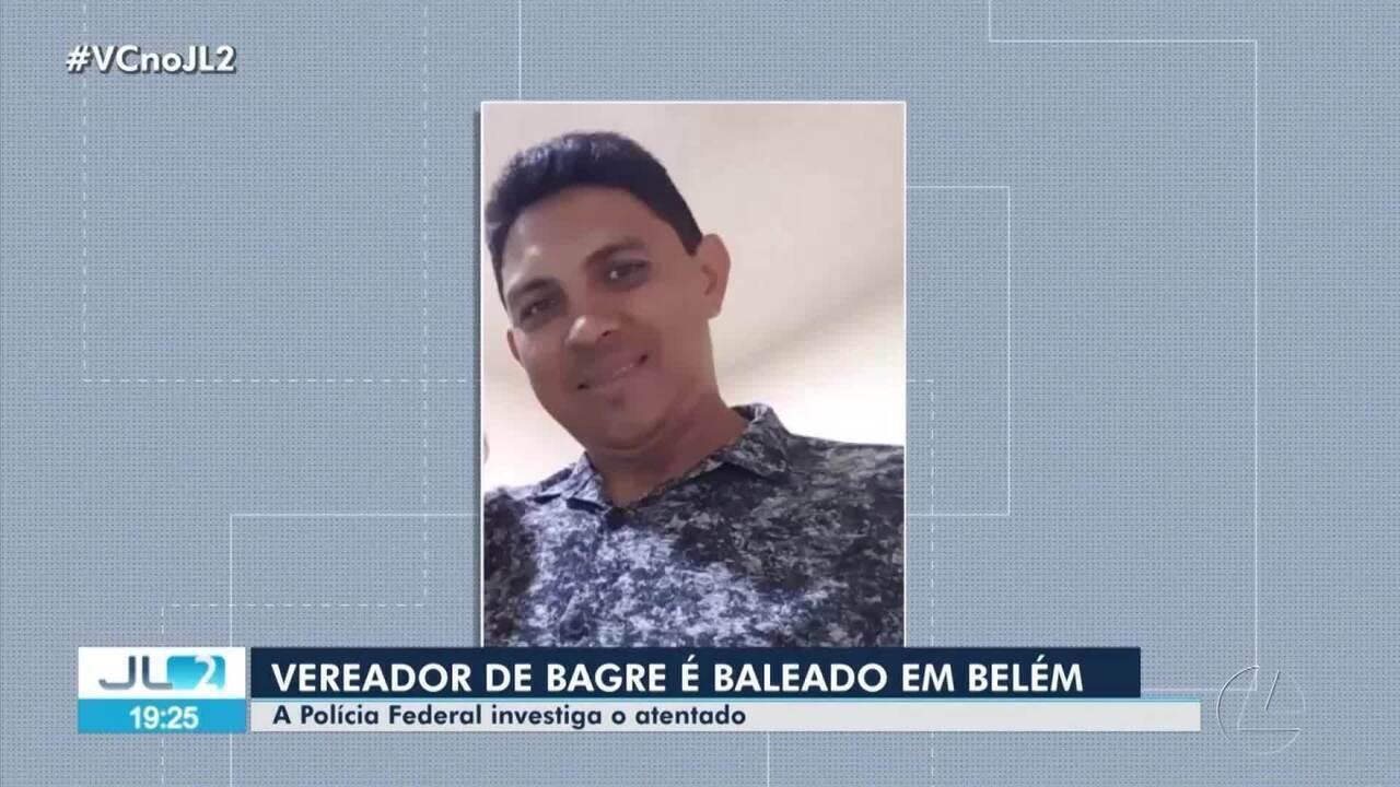 Vereador de Bagre, no Marajó, é alvo de tiros no Jurunas, em Belém
